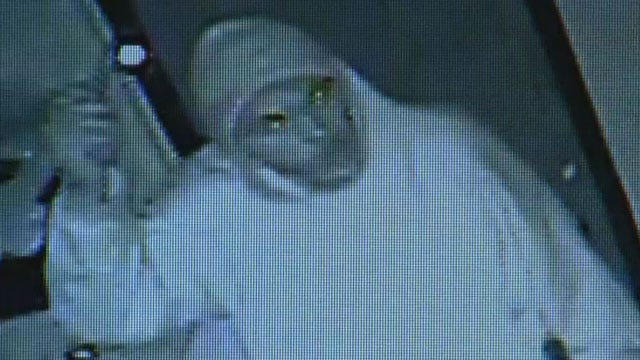 Burglar Busts Through Wall To Rob Businesses, Caught On Camera