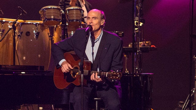 Iconic Singer James Taylor To Perform In Oklahoma City