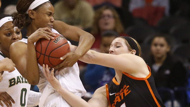 Cowgirls Unable To Get Over Hump Against Baylor