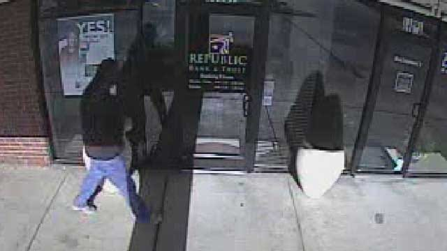 Police Investigate Bank Robbery In South OKC