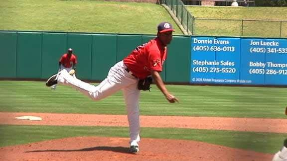 RedHawks Shut Out By Express