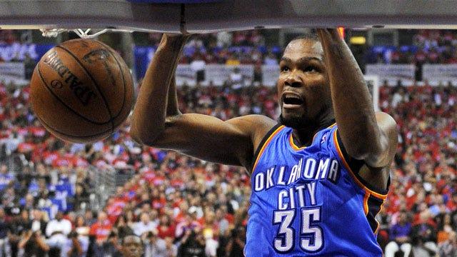 Advantage, Thunder: OKC Reclaims Series Momentum In L.A.