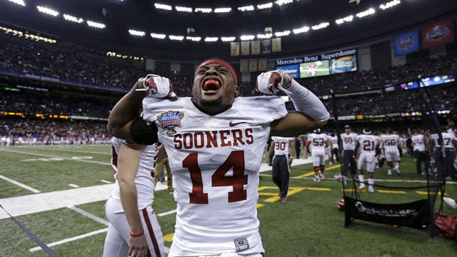 Oklahoma Players Selected On Day Three Of NFL Draft