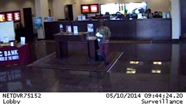 Police, FBI Investigating Bank Robbery In NW OKC