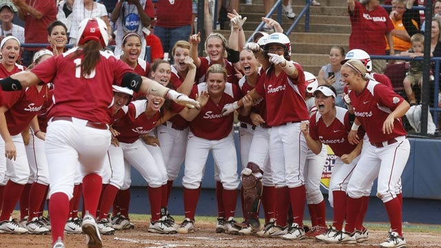 Sooners Claim Big 12 Title, Bedlam With Win Over Cowgirls