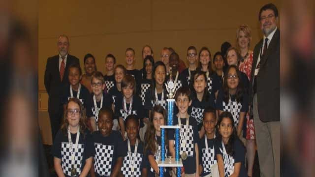 Ida Freeman Students Win Elementary Chess National Championship