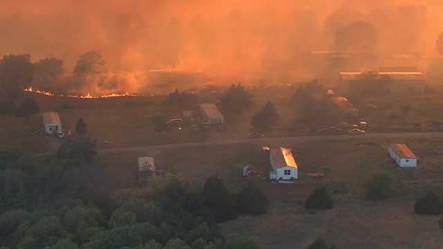 Oklahoma Agencies To Improve Communication Prior To Wildfires