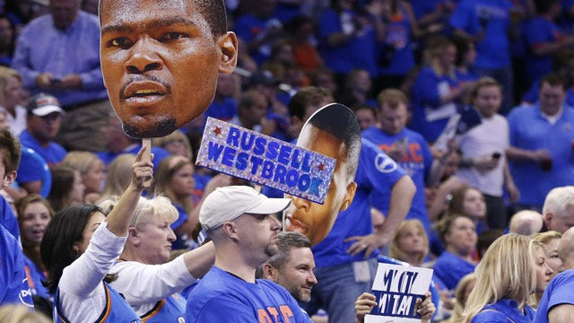 Oklahoma City Ranks No.1 In Best NBA Cities