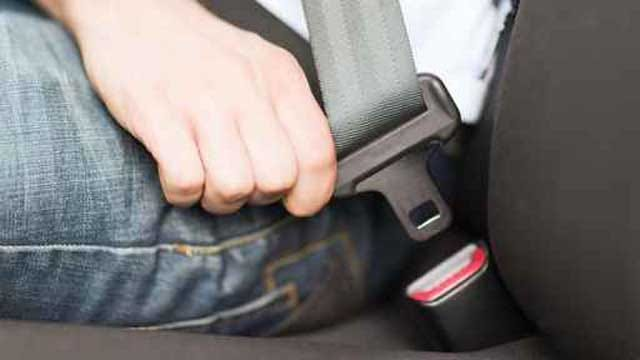 Oklahoma Joins 'Click It Or Ticket' Campaign