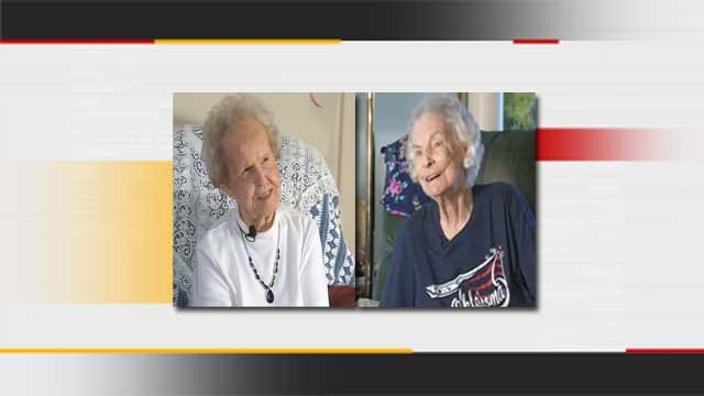 Two Oklahoma Women Honored As Centenarians