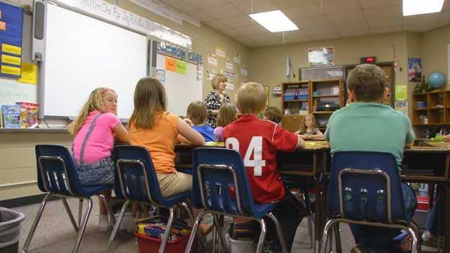 Advocates Say Some Reading Test Students Were At A Disadvantage
