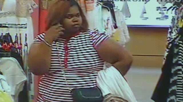 Caught On Camera: Thieves Steal $17K Worth Of Watches From OKC Store