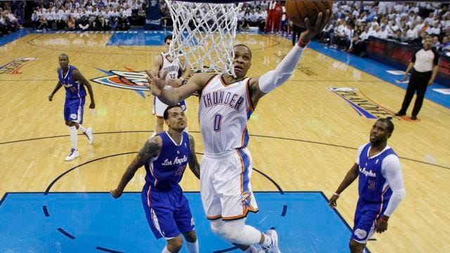 High 5: Thunder Completes Miracle Comeback, Leads Series 3-2