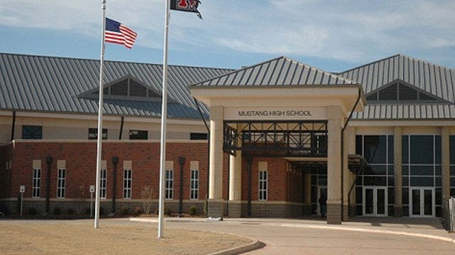Mustang Student Arrested For Alleged Threats