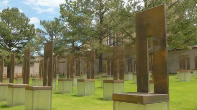 Oklahoma Community Connected to 9/11 Memorial Museum