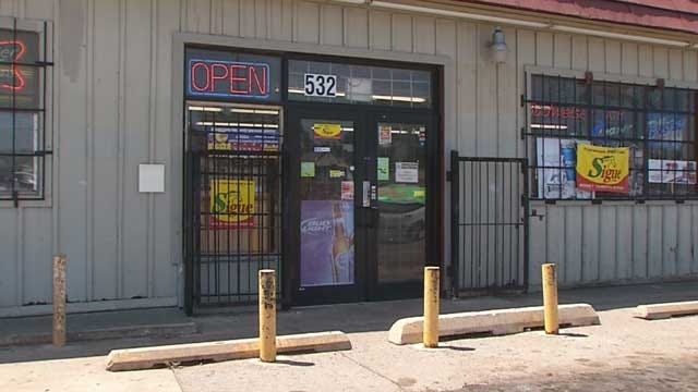 Two Suspects Caught On Camera In OKC Armed Robbery