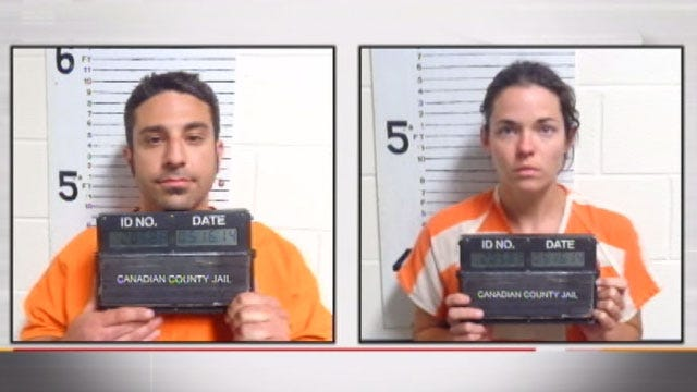 Canadian County Couple Accused Of Horrendous Child Abuse