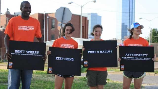 'Eat-Then-Run' 10K Race Benefits OKC Nonprofit
