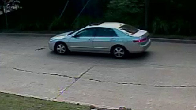 Police Release Photos Of Suspect In NW OKC Home Burglary