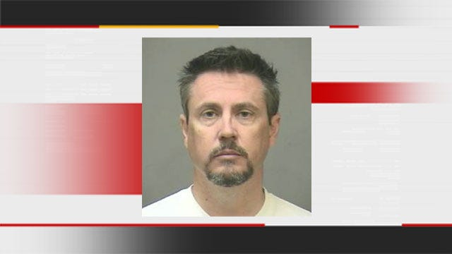 Edmond Man Arrested For Possessing, Distributing Child Pornography