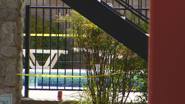 Possible Drowning Reported At NW OKC Apartment Complex