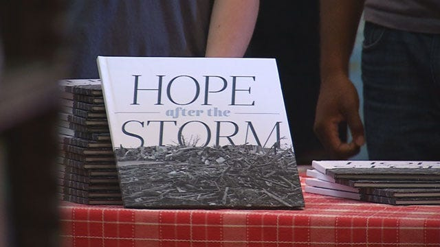 Book Chronicles Pets Reunions With Families Following OK Tornadoes