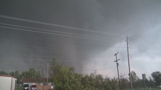 Oklahoma Remembers: Communities Continue To Rebuild 1 Year After Deadly Tornado