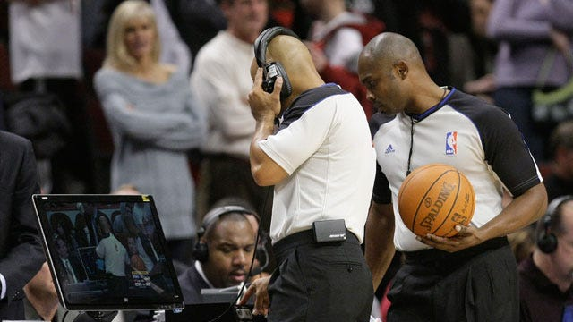 Reports: NBA To Use Centralized Replay Center Next Season