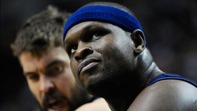 BREAKING: Grizzlies' Randolph Suspended By NBA