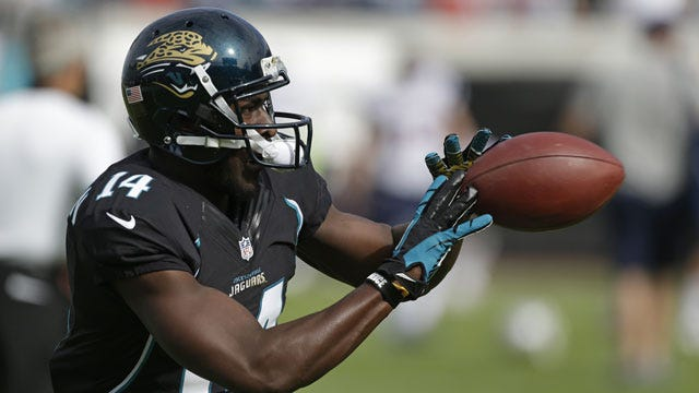 Jaguars GM Says 2014 Blackmon Return Unlikely