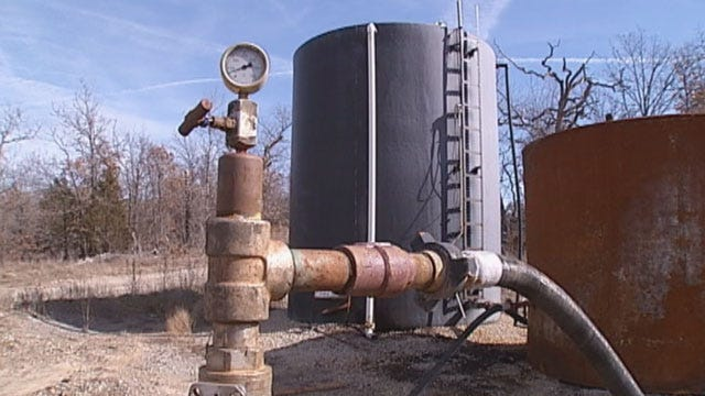 Researchers: Central OK Earthquake Swarm Caused By Disposal Wells