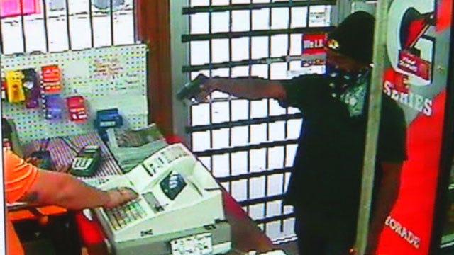 Shawnee Convenient Store Clerks Held At Gunpoint