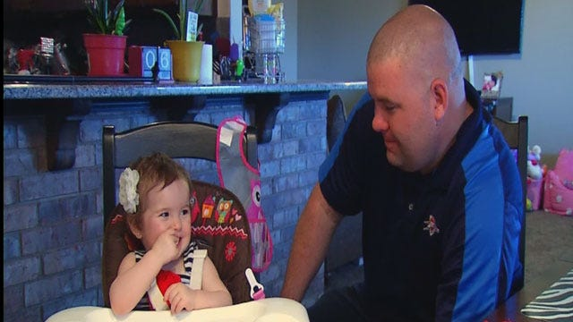 OKC Police Officer Remembers Tornado One Year Later