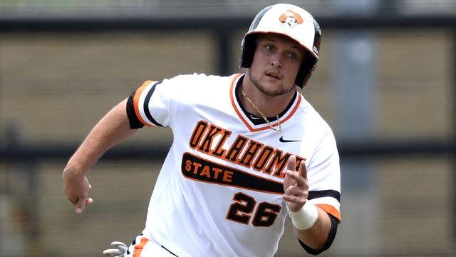 OSU's Fish, Holliday Headline Big 12 Baseball Awards