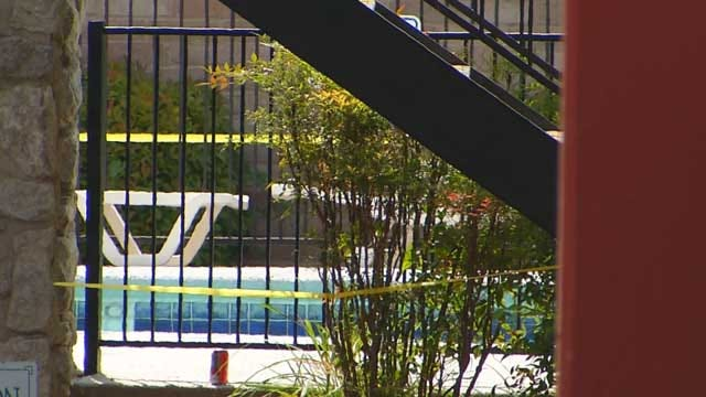 Maintenance Worker, Police Officer Save Child In Near Drowning