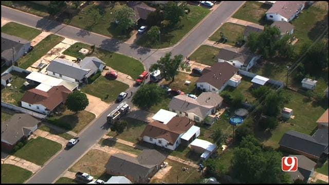 Possible Drowning Reported In SW OKC