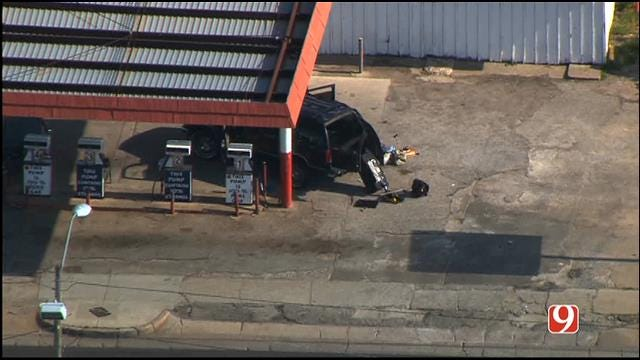 Nothing Found After Suspicious Device Reported In SW OKC