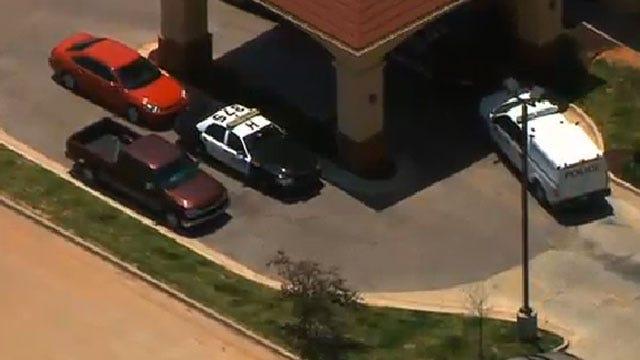 Police Investigate Homicide At OKC Hotel