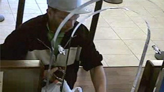Police Release Photos Of Suspect In OKC Car Burglary