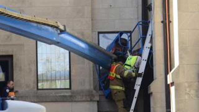 Worker Injured In Construction Accident At Norman Church