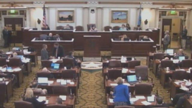 Oklahoma Legislative Session Ends Early