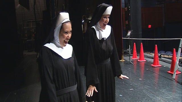 Tammy Payne, Rachel Calderon Go Behind The Scene Of 'Sister Act'