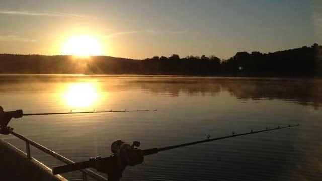 Caution Urged On Oklahoma Lakes, Rivers