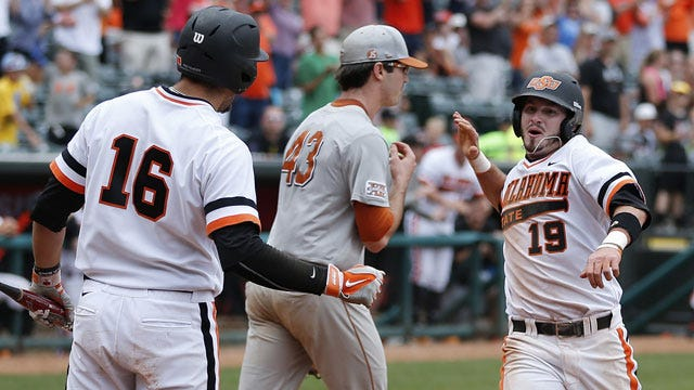 Cowboys Sweep Texas To Advance To Big 12 Title