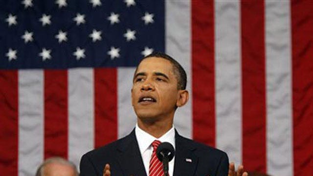 Obama Lands In Afghanistan For Surprise Memorial Day Visit