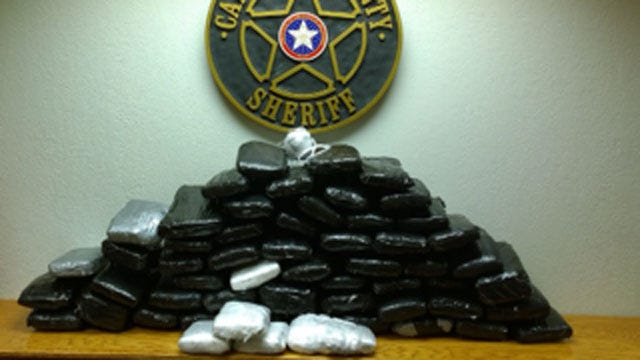 Over $500K Of Pot Seized At Oklahoma City Truck Stop