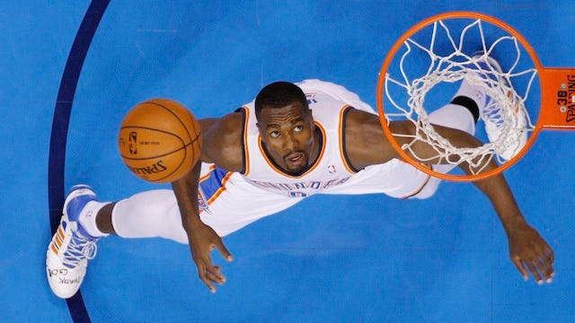 Thunder 106, Spurs 97: By The Numbers