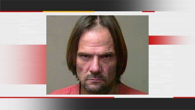 Deputy Arrests Man Following Car Pursuit, Foot Chase In OKC