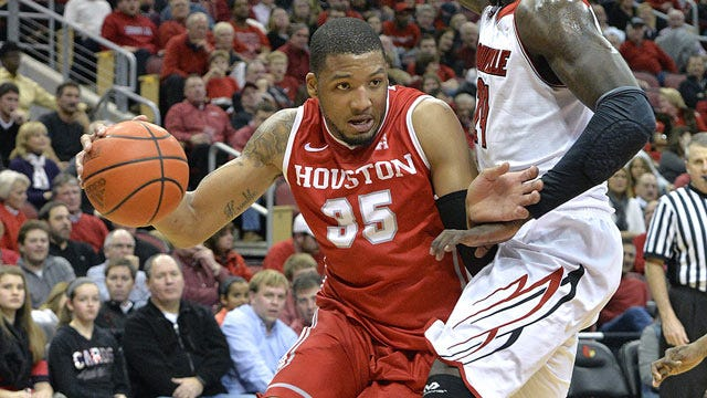 Sooners Sign Houston Transfer TaShawn Thomas