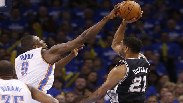 Thunder Quotes After Game 4 Win Over Spurs
